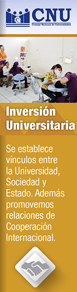 Inversion Universitaria - Consejo Nacional de Universidades