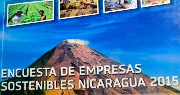 Encuesta de Empresas Sostenibles Nicaragua 2015