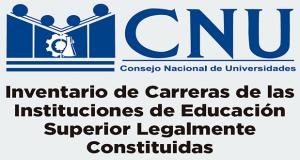 Inventario Carreras CNU 2018