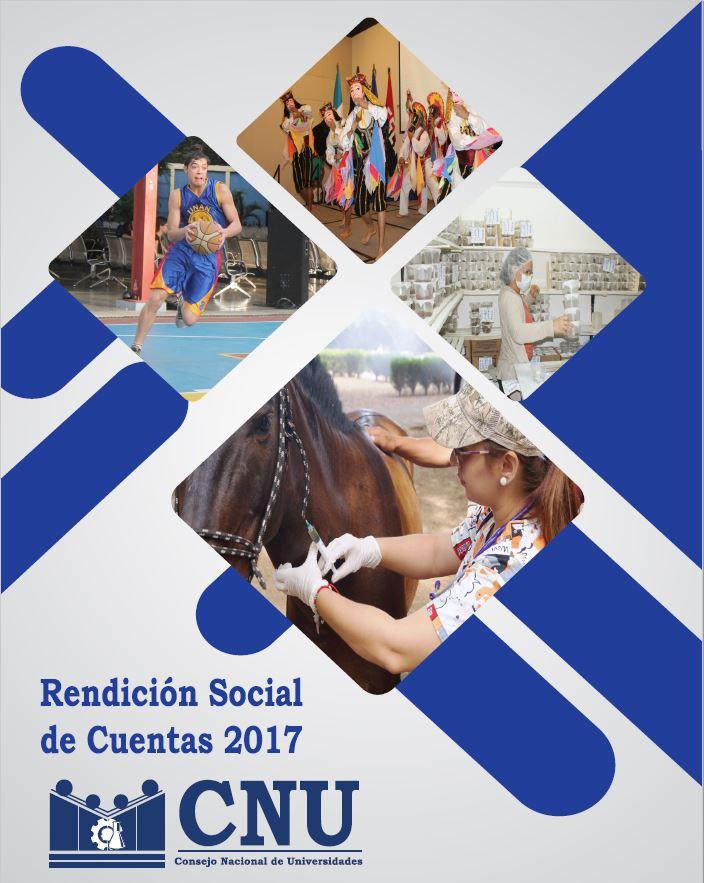 Rendición Social de Cuenta 2017