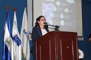 MSc. Ramona Rodríguez Pérez, Presidenta del CNU