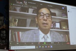 Investigador de la Universidad Veracruzana, México participa como conferencista.